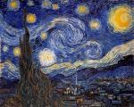 Starry Night - Vincent van Gogh