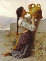 Thirst - William Adolphe Bouguereau