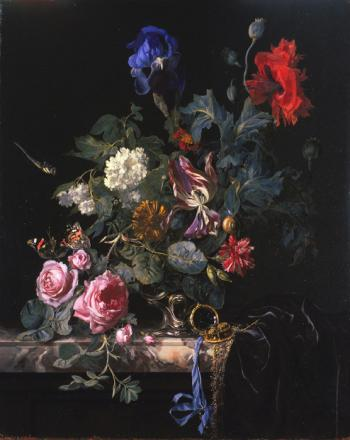 Still Life 2 by Willem van Aelst
