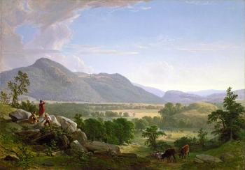Dover Plains by Asher Brown Durand