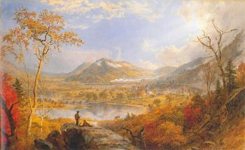 Progress by Asher Brown Durand