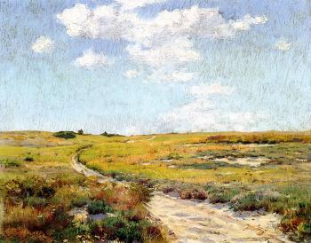 Sunny Afternoon, Shinnecock Hills by William Merritt Chase