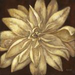 Brown Flower A