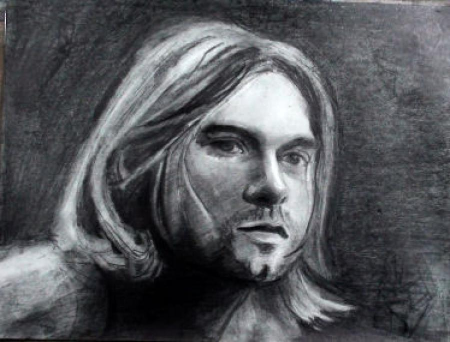 How to Draw Kurt Cobain Step by Step. <p>  <object width=`640` height=`385` data=`https://www.youtube.com/v/FN4zEN9rn7Y?fs=1&amp;hl=en_US` type=`application/x-shockwave-flash`>  <param name=`allowFullScreen` value=`true` />  <param name=`allowscriptaccess` value=`always` />  <param name=`src` value=`https://www.youtube.com/v/FN4zEN9rn7Y?fs=1&amp;hl=en_US` />  <param name=`allowfullscreen` value=`true` />  </object>  </p>  <p><span style=`font-size: small;`><strong>Above:</strong> Video tutorial&nbsp;demonstrating how to draw Kurt Cobain step by step</span></p>  <p><span style=`font-size: small;`><strong>Below:</strong> The art supplies that I used to make this drawing.</span></p>  <p><span style=`font-size: small;`><strong>Far Below:</strong> Extended Shading Tutorial</span></p>  <form action=`https://www.jdoqocy.com/interactive` enctype=`application/x-www-form-urlencoded` method=`get`>  <table style=`width: 600px;` border=`0` cellspacing=`0` cellpadding=`5`>  <tbody>  <tr>  <td width=`10%` valign=`top`>`&gt;<img src=`https://www.dick-blick.com/items/222/06/22206-0159-2ww-m.jpg` border=`0` alt=`15-Piece Drawing Set` /></td>  <td valign=`top`>  <p><strong><span style=`font-size: medium;`>15-Piece Drawing Set</span></strong></p>  <p><span style=`font-size: x-small;`><strong>Merrill`s Opinion:</strong> Faber-Castell makes the&nbsp;best drawing pencils. These pencils&nbsp;are mixed with graphite and clay and&nbsp;enhance an artists ability to create and layer dark tones.&nbsp;You will see me use this set in almost all of my videos.&nbsp; </span></p>  <hr />  <input name=`pid` type=`hidden` value=`3724826` /> <input name=`aid` type=`hidden` value=`10495307` /> <input name=`cjsku` type=`hidden` value=`22206-0159` /> <input name=`url` type=`hidden` value=`https://www.dickblick.com/products/faber-castell-9000-pencils/?wmcp=cj&amp;wmcid=feeds&amp;wmckw=22206-0159-8888` /> <input type=`submit` value=`Buy` /></td>  </tr>  </tbody>  </table>  </form>  <p><img src=`https://www.awltovhc.com/image-3724826-10495307` border=`0` alt=`` width=`1` height=`1` /></p>  <form action=`https://www.anrdoezrs.net/interactive` enctype=`application/x-www-form-urlencoded` method=`get`>  <table style=`width: 600px;` border=`0` cellspacing=`0` cellpadding=`5`>  <tbody>  <tr>  <td width=`10%` valign=`top`><img src=`https://www.dick-blick.com/items/204/43/20443-2061-1-2ww-m.jpg` border=`0` alt=`Lyra Graphite Crayons` /></td>  <td valign=`top`>  <p><strong><span style=`font-size: medium;`>Lyra Graphite Crayons</span></strong></p>  <p><span style=`font-size: x-small;`><strong>Merrill`s Opinion:</strong> Do you ever get TIRED of shading with a fine `tip` pencil? Get my `point`? This tool will save you time and money.</span></p>  <p><span style=`font-size: x-small;`>Click `MORE` to see me use this product in a video-</span></p>  <hr />  <input name=`pid` type=`hidden` value=`3724826` /> <input name=`aid` type=`hidden` value=`10495307` /> <input name=`cjsku` type=`hidden` value=`20443-2091` /> <input name=`sid` type=`hidden` value=`2858963` /> <input name=`url` type=`hidden` value=`https://www.dickblick.com/products/lyra-graphite-crayons/?wmcp=cj&amp;wmcid=feeds&amp;wmckw=20443-2091` /> <input type=`submit` value=`Buy` /></td>  </tr>  </tbody>  </table>  </form>  <p><img src=`https://www.ftjcfx.com/image-3724826-10495307` border=`0` alt=`` width=`1` height=`1` /></p>  <form action=`https://www.tkqlhce.com/interactive` enctype=`application/x-www-form-urlencoded` method=`get`>  <table style=`width: 600px;` border=`0` cellspacing=`0` cellpadding=`5`>  <tbody>  <tr>  <td width=`10%` valign=`top`><img src=`https://www.dick-blick.com/items/050/80/05080-9002-2-2ww-m.jpg` border=`0` alt=`Robert Simmons White Sable Brushes` /></td>  <td valign=`top`>  <p><strong><span style=`font-size: medium;`>Robert Simmons White Sable Brushes</span></strong></p>  <p><span style=`font-size: x-small;`><strong>Merrill`s Opinion</strong>: Robert Simmons brushes get better with age. These synthetic brushes collect particles of graphite as they are rubbed on a piece of paper. This enables me to&nbsp;softly move and blend tones. Most often I use the `Flat Size 10` brush but it helps to have a variety of sizes and shapes.&nbsp;</span></p>  <hr />  <input name=`pid` type=`hidden` value=`3724826` /> <input name=`aid` type=`hidden` value=`10495307` /> <input name=`cjsku` type=`hidden` value=`05824-1010` /> <input name=`sid` type=`hidden` value=`2858963` /> <input name=`url` type=`hidden` value=`https://www.dickblick.com/products/robert-simmons-white-sable-brushes/?wmcp=cj&amp;wmcid=feeds&amp;wmckw=05824-1010` /> <input type=`submit` value=`Buy` />  <p>&nbsp;</p>  </td>  </tr>  </tbody>  </table>  </form>  <p><img src=`https://www.awltovhc.com/image-3724826-10495307` border=`0` alt=`` width=`1` height=`1` /></p>  <form action=`https://www.kqzyfj.com/interactive` enctype=`application/x-www-form-urlencoded` method=`get`>  <table style=`width: 600px;` border=`0` cellspacing=`0` cellpadding=`5`>  <tbody>  <tr>  <td width=`10%` valign=`top`><img src=`https://www.dick-blick.com/items/228/66/22866-1059-2ww-m.jpg` border=`0` alt=`Loew-Cornell Blending Stumps` /></td>  <td valign=`top`>  <p><strong><span style=`font-size: medium;`>Loew-Cornell Blending Stumps</span></strong></p>  <p><span style=`font-size: x-small;`><strong>Merrill`s Opinion</strong>- INVALUBLE tools for blending! These will cost you LESS than a trip on&nbsp;the subway (Less than 2 dollars) and enhance your shading capacity substantially! I like Leow-Cornell because the&nbsp;stump is more compact and&nbsp;the tips do not wear as easily as other brands.&nbsp;I use these tools in almost every one of my videos.</span></p>  <hr />  <input name=`pid` type=`hidden` value=`3724826` /> <input name=`aid` type=`hidden` value=`10495307` /> <input name=`cjsku` type=`hidden` value=`22866-4014` /> <input name=`sid` type=`hidden` value=`2858963` /> <input name=`url` type=`hidden` value=`https://www.dickblick.com/products/loew-cornell-blending-stumps/?wmcp=cj&amp;wmcid=feeds&amp;wmckw=22866-4014` /> <input type=`submit` value=`Buy` /></td>  </tr>  </tbody>  </table>  </form>  <p><img src=`https://www.awltovhc.com/image-3724826-10495307` border=`0` alt=`` width=`1` height=`1` /></p>  <form action=`https://www.tkqlhce.com/interactive` enctype=`application/x-www-form-urlencoded` method=`get`>  <table style=`width: 600px;` border=`0` cellspacing=`0` cellpadding=`5`>  <tbody>  <tr>  <td width=`10%` valign=`top`><img src=`https://www.dick-blick.com/items/102/09/10209-OC3-m.jpg` border=`0` alt=`Blick White Sulphite Drawing Paper` /></td>  <td valign=`top`>  <p><strong><span style=`font-size: medium;`>Blick White Sulphite Drawing Paper</span></strong></p>  <p><span style=`font-size: x-small;`><strong>Merrill`s Opinion</strong>: Really, I DARE YOU, try to find a better value than this one! 500 sheets of 80LB (thick) drawing paper for $11.50. AMAZING DEAL!......If you use computer paper to create your drawings, you are ROBBING yourself from seeing what you can really do! This paper has more `tooth` (texture on the surface) than computer paper and your ability to shade will be enhanced. </span></p>  <hr />  <input name=`pid` type=`hidden` value=`3724826` /> <input name=`aid` type=`hidden` value=`10495307` /> <input name=`cjsku` type=`hidden` value=`10209-1033` /> <input name=`sid` type=`hidden` value=`2858963` /> <input name=`url` type=`hidden` value=`https://www.dickblick.com/products/blick-white-sulphite-drawing-paper/?wmcp=cj&amp;wmcid=feeds&amp;wmckw=10209-1033` /> <input type=`submit` value=`Buy` /></td>  </tr>  </tbody>  </table>  </form>  <p><img src=`https://www.ftjcfx.com/image-3724826-10495307` border=`0` alt=`` width=`1` height=`1` /></p>  <p>  <object width=`640` height=`385` data=`https://www.youtube.com/v/hpgQIWndbBY?fs=1&amp;hl=en_US` type=`application/x-shockwave-flash`>  <param name=`allowFullScreen` value=`true` />  <param name=`allowscriptaccess` value=`always` />  <param name=`src` value=`https://www.youtube.com/v/hpgQIWndbBY?fs=1&amp;hl=en_US` />  <param name=`allowfullscreen` value=`true` />  </object>  </p>  <p>  <table style=`width: 654px; height: 389px;` border=`0`>  <tbody>  <tr>  <td>  <p>`Come as You Are`, but bring a pencil......because you are going to learn how to draw Kurt Cobain step by step, `On a Plain` piece of paper. `All Apologies` if this intro gives you an `Aneurysm`, I just want to state that if you think that your drawing skills have `Plateaued` you should try my step by step videos to get them `In Bloom`. My videos wont `Drain you` and you wont think they`re `Dumb`....unless if you`re a `Negative Creep`......and I have over 100 on my channel so be sure to `milk it`........... So, unless if you have `Something in the Way`, please commit a `Sliver` of time to learning how to draw Kurt Cobain. Please don`t forget to Subscribe. Just click on my `Scentless Apprentice` who `Smells Like Teen Spirit`..................SUBSCRIBE......&shy;..................Sorry, I have `Tourettes`.........Err `Nevermind.<br /><br />Step 1: Draw the arch and the two shapes. Notice that the shape on the left is egg shaped and the shape on the right is shaped like home plate in the game of baseball.<br />Step 2: Add the hair shape on the left side of the page. Dont stress, this shape doesnt have to be perfect but it should be proportionately larger than the shape from step one. <br />Step 3: Add the hair shape on the right side. Dont stress out on the hair shape, but take extra time on the shape of the face. <br />Step 4: Add the nose shape. Draw what you see rather than what you know. The nose looks like this because of a strong shadow shape. Just trust me and draw it. <br />Step 5: Add the mouth shape. The top lip is like a flattened M and the bottom lip is like a cereal bowl. Be sure to notice its placement compared to the other features of the face. <br />Step 6: Fill in the eye shapes. Take extra time on this step. The eyes are the key to the likeness.<br />Step 7: Add the shapes to the hair. These do not have to be placed perfectly since hair is a `Radio Friendly Unit Shifter`.<br />Step 8: Add the shapes for the facial hair.<br />I am combining two methods called 1.) cross hatching and 2.) smudging.....right now. Pause the video at different points and use the image on the screen as your reference image. It doesnt get very dark under the eyes.......however, above the eyes (between the eye and the eyebrow) it gets very dark. Kurt has dark and full eyebrows. Use a #2 (HB) pencil to start. Dont be scared to press hard in the eye region. The nose is tricky. The darkest part is the nostril (not part of the step by step video). But the entire shape of the bottom of the nose gets pretty dark. After, I fill it in, observe it, then draw it. I am using a #7 Bristle Flat brush for the shading. The top lip is dark and solid in shape. The LEFT side of his face (the side on YOUR right) is lighter in tone than the right side. The bottom left corner of the page will get very dark. I `went right in` with a 6B pencil. REMEMBER, shading is all about RELATIVITY, so compare the tones of the different areas of the image, The shape at the bottom of the face will eventually be blended in with other dark tones. In order to make the hair `pop out` you need to darken the background. (Its all about relativity!!!) The hair is a LOT of Adding....then erasing.....adding...then erasing ....Be sure to make your strokes in the same direction at the hair in this reference image.....Notice that I am using the eraser to `draw`. Now the `PORTRAIT` begins....Now it looks like a human being......but I have to `wrestle` with it to make it look like Kurt Cobain. Use a slip sheet (look under my hand) when you get this far. The darkest areas have several layers of hatching. (8B pencil).</p>  <p>This is the extended shading tutorial on how to draw Kurt Cobain of Nirvana. Pause the video at different points and use the image on the screen as your reference image. I am combining two methods called 1.) cross hatching and 2.) smudging.....right now. Pause the video at different points and use the image on the screen as your reference image. It doesnt get very dark under the eyes.......however, above the eyes (between the eye and the eyebrow) it gets very dark. Kurt has dark and full eyebrows. Use a #2 (HB) pencil to start. Dont be scared to press hard in the eye region. The nose is tricky. The darkest part is the nostril (not part of the step by step video). But the entire shape of the bottom of the nose gets pretty dark. After, I fill it in, observe it, then draw it. I am using a #7 Bristle Flat brush for the shading. The top lip is dark and solid in shape. The LEFT side of his face (the side on YOUR right) is lighter in tone than the right side. The bottom left corner of the page will get very dark. I `went right in` with a 6B pencil. REMEMBER, shading is all about RELATIVITY, so compare the tones of the different areas of the image, The shape at the bottom of the face will eventually be blended in with other dark tones. In order to make the hair `pop out` you need to darken the background. (Its all about relativity!!!) The hair is a LOT of Adding....then erasing.....adding...then erasing ....Be sure to make your strokes in the same direction at the hair in this reference image.....Notice that I am using the eraser to `draw`. Now the `PORTRAIT` begins....Now it looks like a human being......but I have to `wrestle` with it to make it look like Kurt Cobain. Use a slip sheet (look under my hand) when you get this far. The darkest areas have several layers of hatching. (8B pencil).</p>  </td>  </tr>  </tbody>  </table>  </p>
