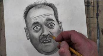 How to Draw the WTF Expression Step by Step - Merrill Kazanjian