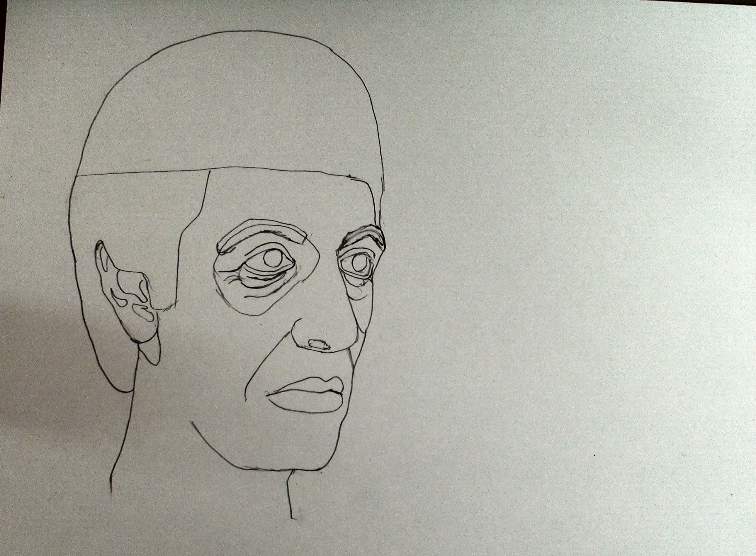 draw scarface step 12