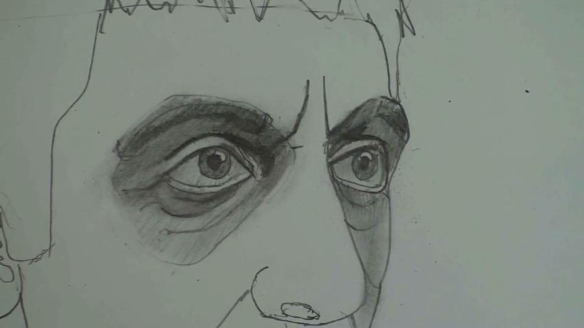 left eye 3