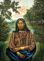 Northern Plains Woman