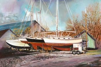 Sag Harbor, N.Y. #2 - David Martine