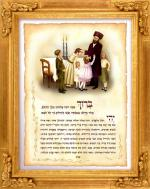 Hadlokas Ner Shabbos #580 - Parchments