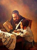 Sofer #BD1015   (Boris Dubrov) - Torah Learning