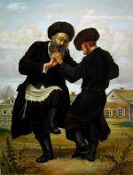 Hassidic Dance #BD1061   (Boris Dubrov) - Simcha/ Happiness