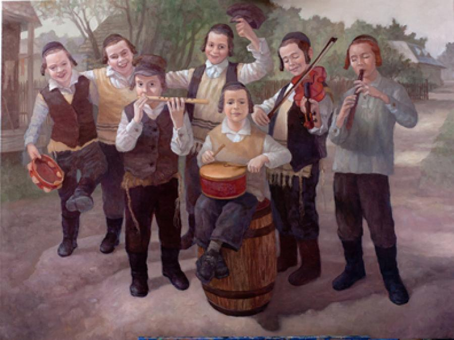 Childrens Band (Boris Dubrov).