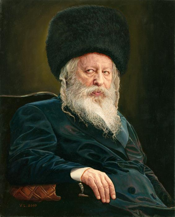 The Rabbi of Ger #9205 (Vincent Louis).