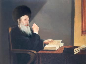 Gerrer Rebbe #4263 (Carl Braude) by Rabbis