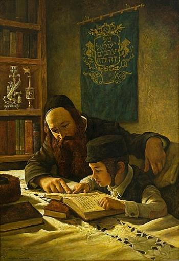 Teaching Torah 2 #BD1020  (Boris Dubrov)