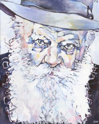 Lubavitcher Rebbe by Rabbis