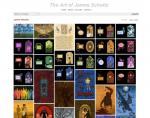 Jump Start Artists Website Package