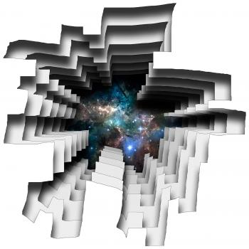 Deep space  - Nadia Mierau