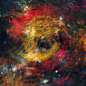 Galactic Wind - Nadia Mierau