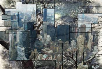 NYC. Cool Winter - Nadia Mierau