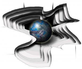 Planet in dementions - Nadia Mierau