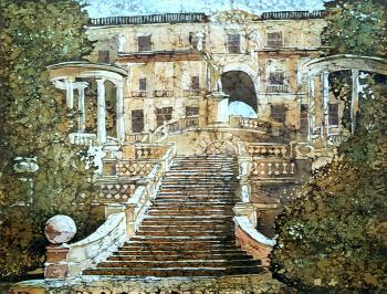 Royal Stairs - Nadia Mierau