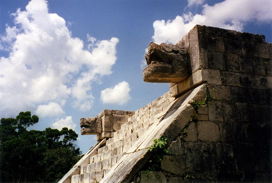 Chichen Itza Guardians.