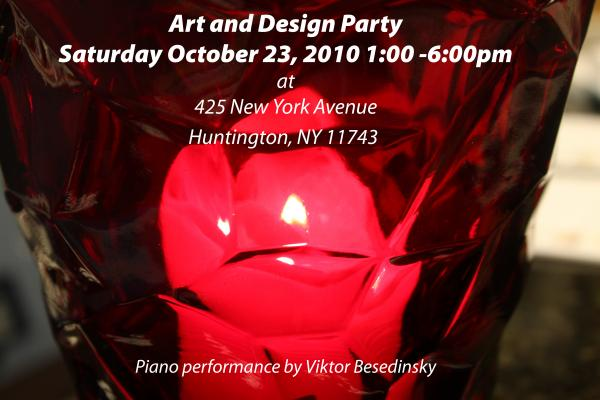 Art and Design Party