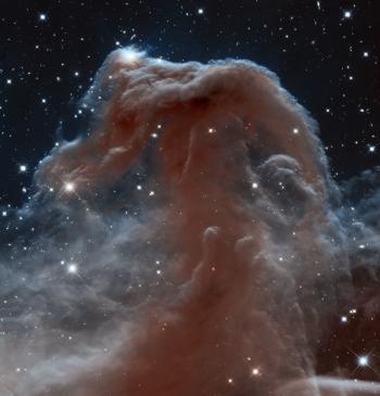 Hubble Horsehead