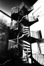 Staircase 2 B&w