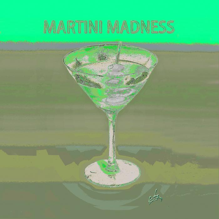 1martini Madnessyellow Napkin16. All images are copyrighted. Original work reproduced on archival Giclee Print Limited edition of 50 .EACH SIZE A certificate is supplied .All are roled and shipped in a special cardboard container for protection shipping add $9<br /><br />all images are pieced unmated and unframed