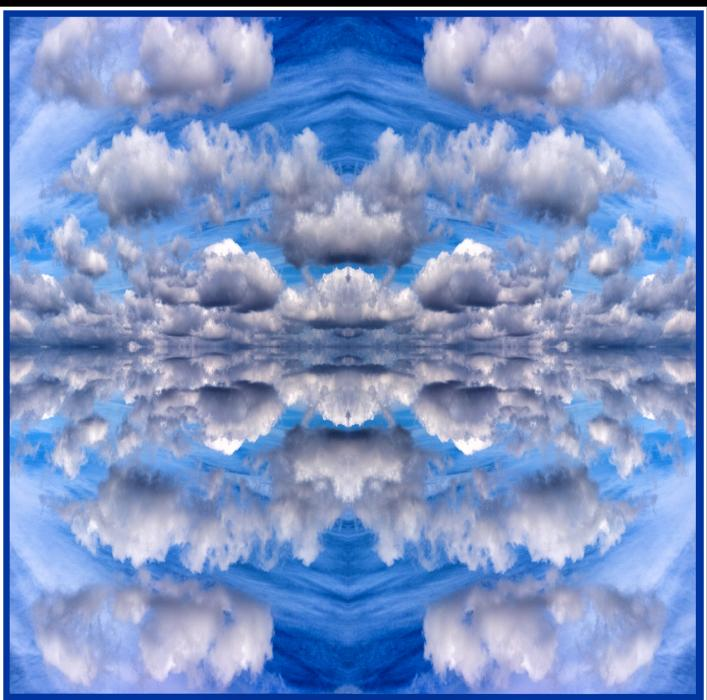 Clouds 24x24. 24x24 36x36 limited edition of 10 price unmated unframed. All images are Limited editions on and are Giclee Print. A certificate is supplied with each sold giclee print, that provides information about Copyright ownership, print title, size, media, number in the limited edition, edition size, release date, printer name, etc. The certificate gives you a guaranty of museum quality standards and fine art value.<br />