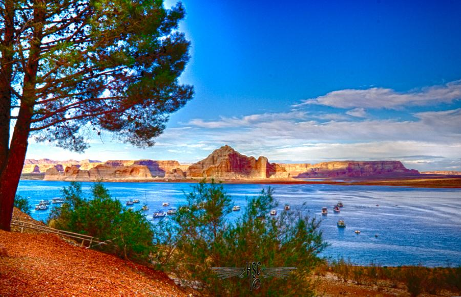 Lake Powell 3.