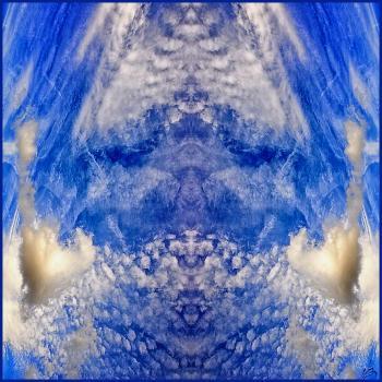 Alpha Omega 36x36 - H. Scott Cushing