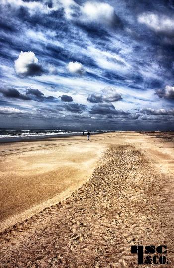 Beach Walk 1 - H. Scott Cushing
