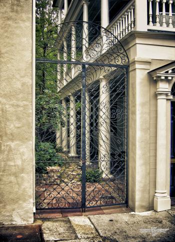 Charleston Gate 8 - H. Scott Cushing