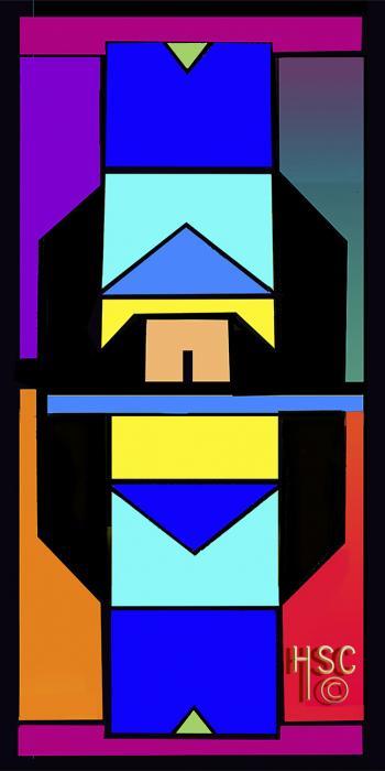 20X36 No. 1 - H. Scott Cushing