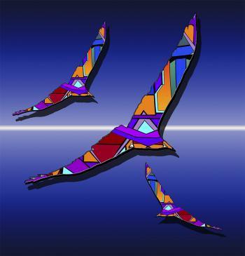 Flying High 3 - H. Scott Cushing