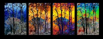 four Seasons - H. Scott Cushing