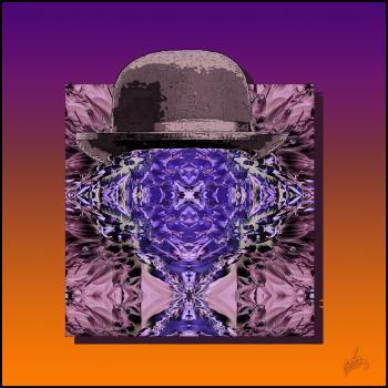 homage to Magritte 4 - H. Scott Cushing