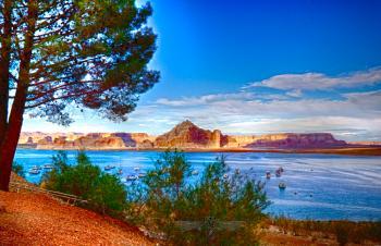 Lake Powell 3 - H. Scott Cushing