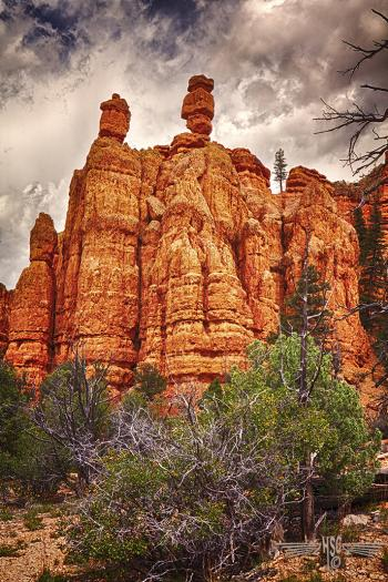 Red Rock - H. Scott Cushing