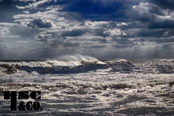 Stormy Seas - H. Scott Cushing