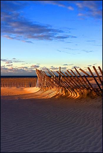 Sunrise At The South Shore - H. Scott Cushing