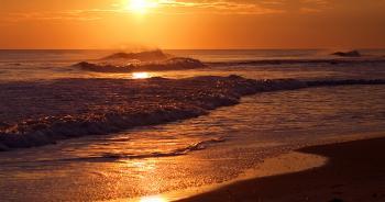Sunset 32x60 C - H. Scott Cushing