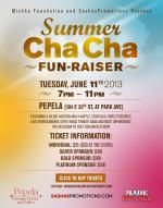 06.11.13 Summer ChaCha Fun-Raiser