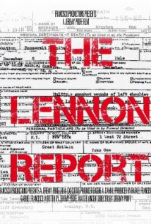I was cast in The Lennon Report as Frank Gifford
