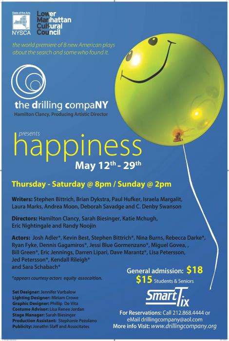 Happiness @ The Drilling Company