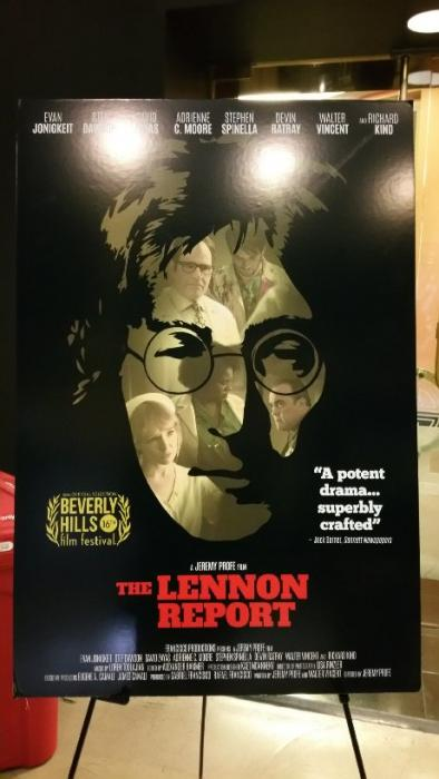 The Lennon Report - Official Teaser